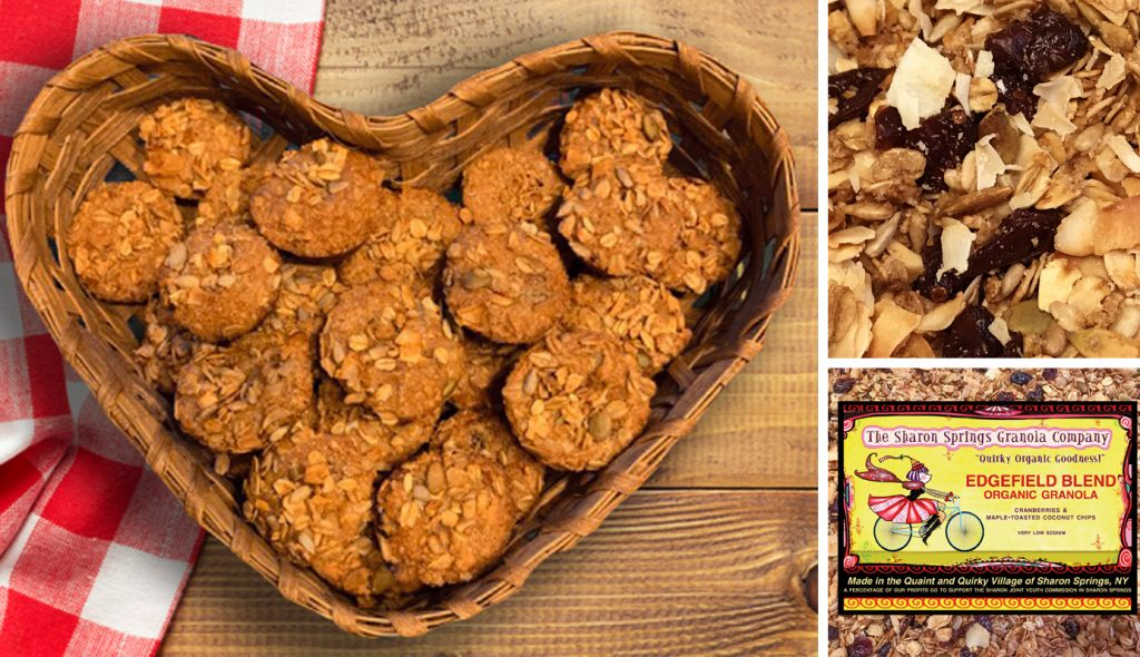 Farmers' Market Granola Muffins