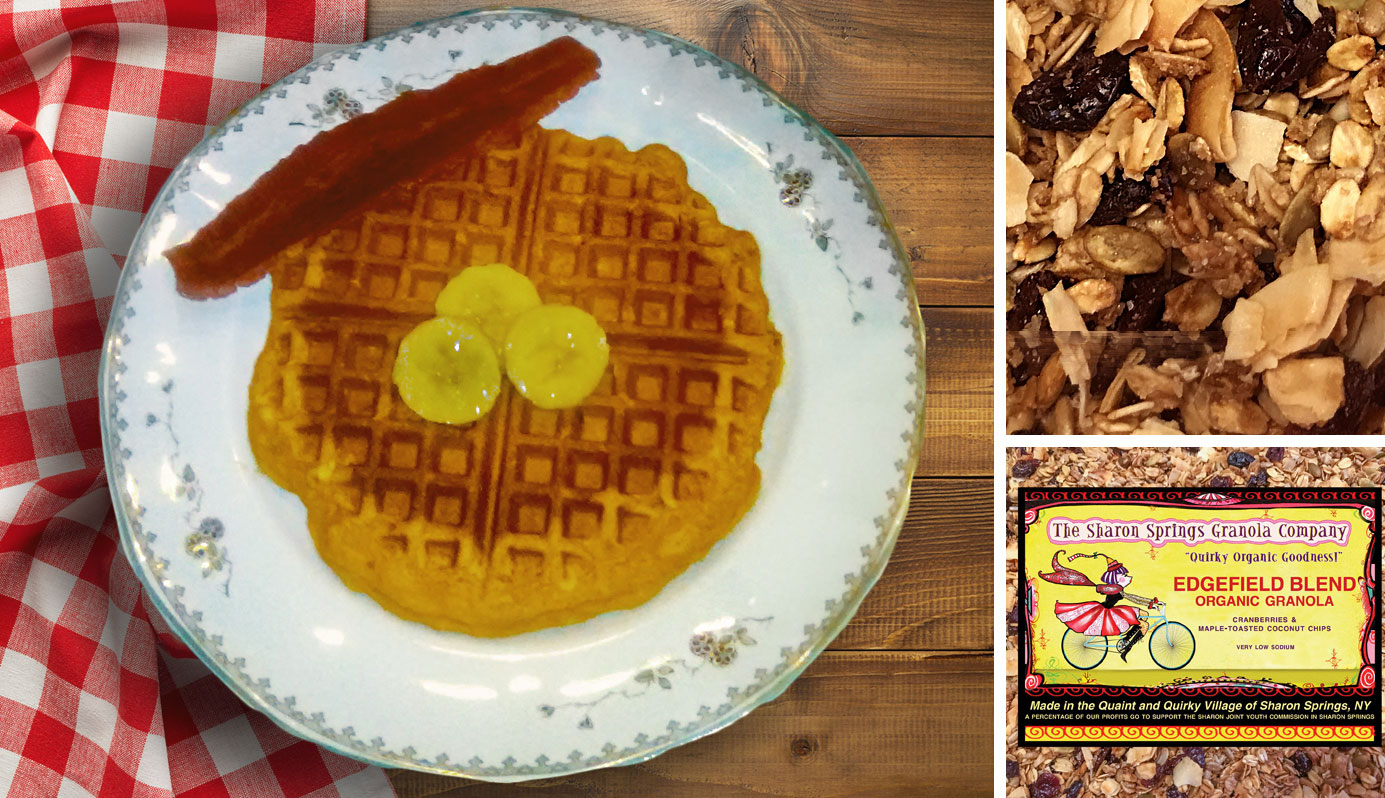 Edgefield B&B Waffles